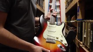 Strataday: 1962 Fender Stratocaster