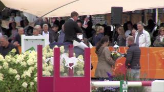 Prijsuitreiking - finale - 4 jarigen - Blom Cup
