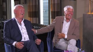 Ondernemerslounge (RTL7) | 1.6.11 | Hemmie Kerklingh en Klaas Wilting