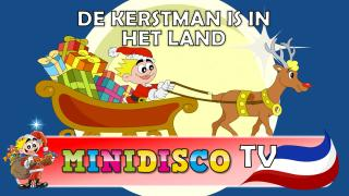De Kerstman Is In Het Land