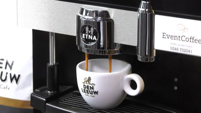 Ondernemerslounge (RTL7) | 1.3.09 | Den Leeuw Koffie Groep