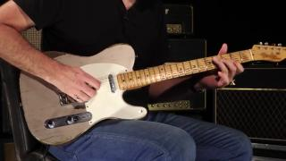 Fender Custom Shop Masterbuilt Wildwood 10 1955 Telecaster by Greg Fessler SN R100828.mp4
