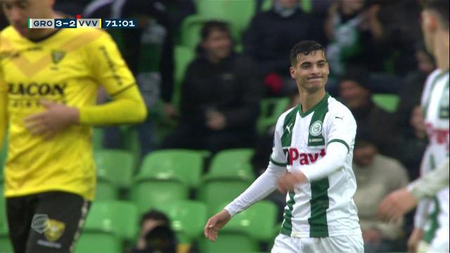 Samenvatting FC Groningen - VVV-Venlo