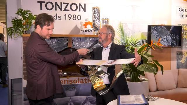 Ondernemerslounge (RTL7/Z) | 5.2.06 | Tonzon op VB Energie