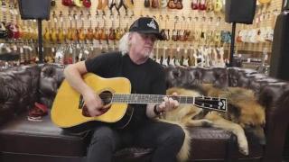 Guitar of the Day 2007 Martin Gerry Tolman CSN #29
