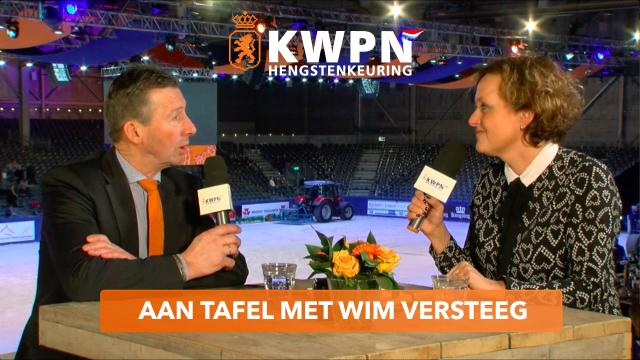 Aan Tafel Met - Wim Versteeg