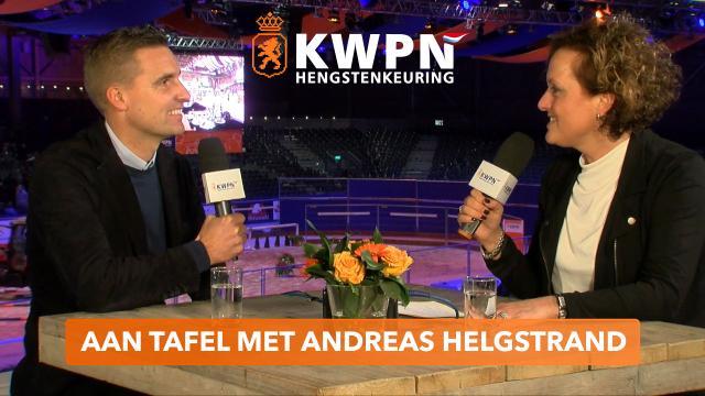 Aan Tafel Met Andreas Helgstrand