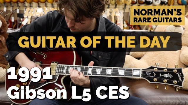 1991 Gibson L5 CES