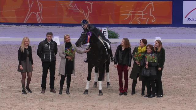 Wereldkampioen Glamourdale