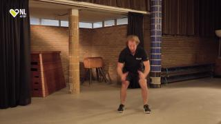 #14 Jump Squat - NL Actief
