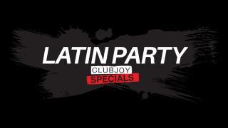 ClubJoy SPECIALS - Latin Party