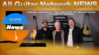 Update: Jan 11th, 2021: GIBSON announces the addition of MESA BOOGIE to Gibson Brands