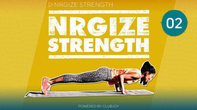 NRGize Strength 2