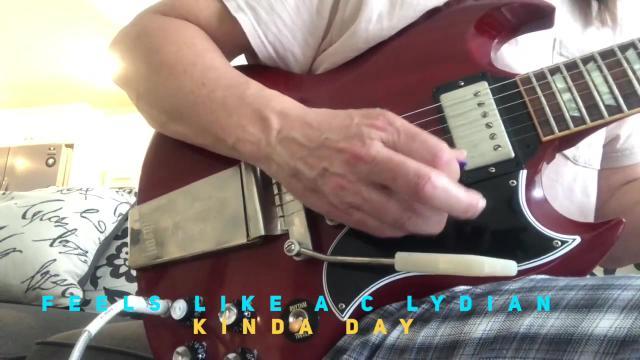 Thursday - SG in C Lydian Mode