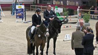Hengstencompetitie Kronenberg - Prijsuitreiking M