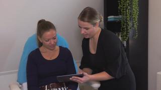 Quality Time op Zondag | 23.2 | Beautysalon Albertine | PMU Artist op Terschelling
