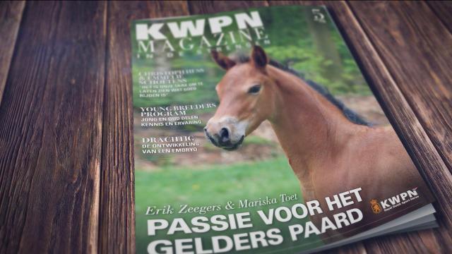 KWPN Magazine - Editie 5