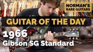 1966 Gibson SG Standard