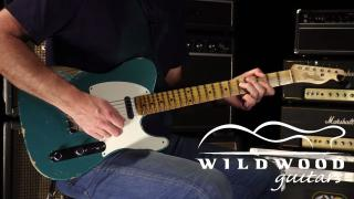 Wildwood Guitars • Fender Custom Shop Wildwood 10 1955 Telecaster • SN: R102448