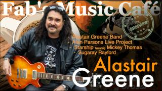 Fab's Music café: Fab talks to Alastair Greene
