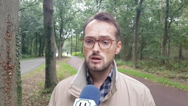 CDA Harderwijk wil betere verlichting Strokelfietspad