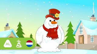 Frosty De Sneeuwpop