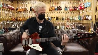 "1964 Gibson Thunderbird Bass with Greg Coates from ""Lemmo"""
