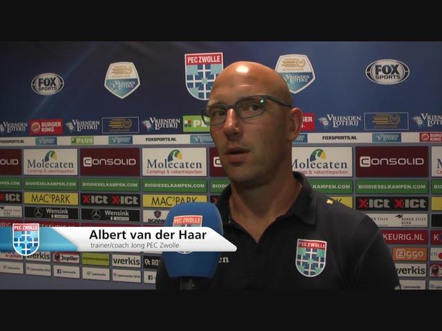 Samenvatting Jong PEC Zwolle - Jong FC Dordrecht