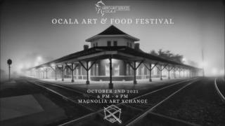 Ocala Merchant Services October 2021 Art and Food Festival