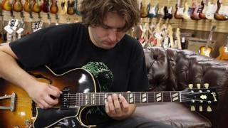 Guitar of the Day 1951 Gibson ES-175 Sunburst