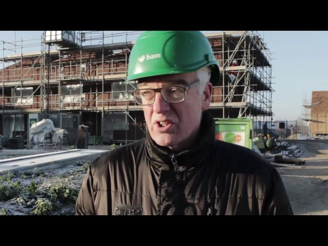 Bouwproject Stadshagen