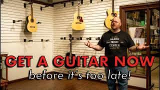 Should You Buy A Guitar Now? Understanding the Guitar Supply Chain