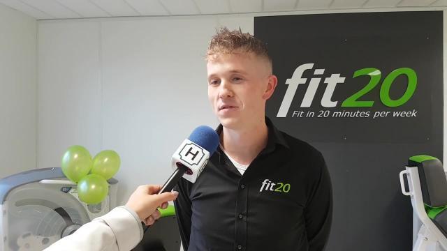 Remi is mede-eigenaar van FIT20 Harderwijk