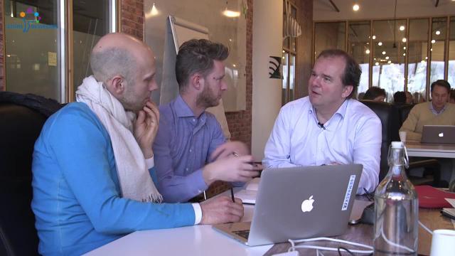 Stadsbeweging - Start-up bootcamp programma Dag 3