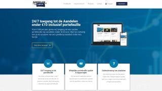 Ondernemerslounge (RTL7) | 2.4.04 | Rick van Zelst van Aandelen o/e tientje