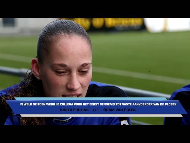 PEC Zwolle Mannen vs Vrouwen - Finale