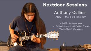 Anthony Cullins - Noodlin' on a 1970 Les Paul