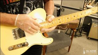 Vintage Guitar Minute | Norman Harris bought a 1967 Fender Telecaster