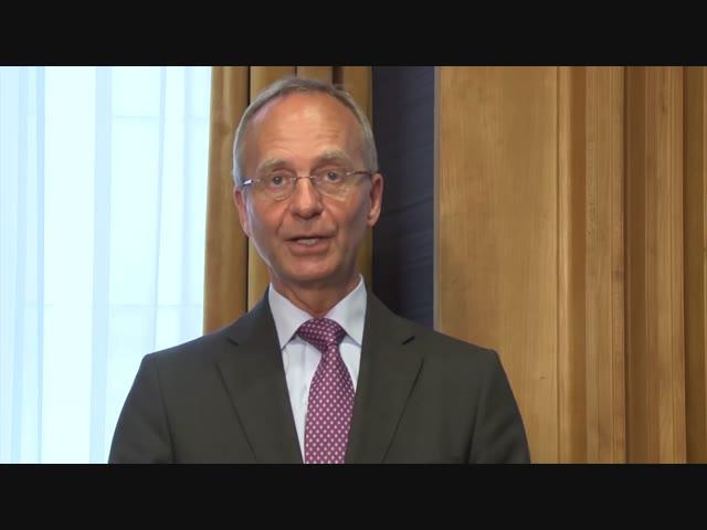 Minister Henk Kamp over regio Zwolle