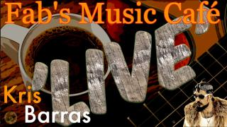 Fab's Music Café 'Live': Kris Barras: 'live' at home