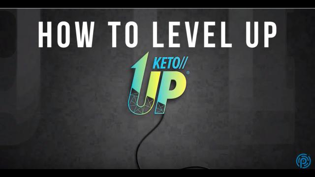 Keto 101 - How to Level up with KETO//UP®