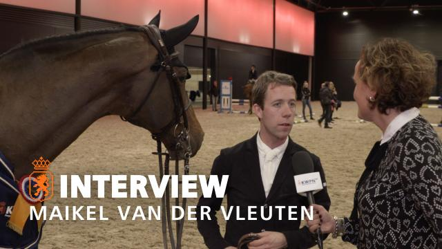 Horse of the Year 2018 Verdi TN en Maikel van der Vleuten
