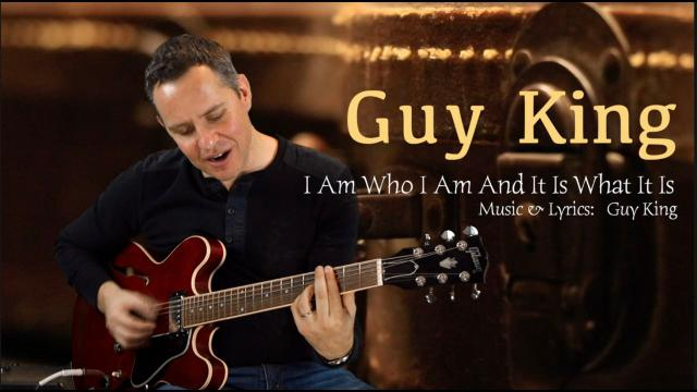 AGN Pros: Guy King; I Am Who I Am, And It Is What It Is