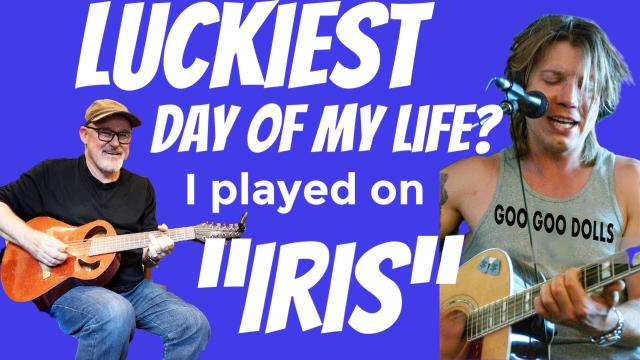 "Tim Pierce: The BIGGEST #1 Song I EVER played on ""IRIS"" 