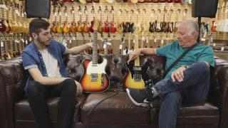 Differences between Fender Telecaster Customs