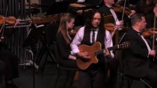 "Russ Hewitt & Irving Symphony Orchestra,  ""Palma de Mallorca"""
