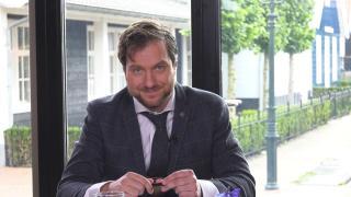 Ondernemerslounge (RTL7) | 1.1.01 | Introductie door Maurice Vollebregt