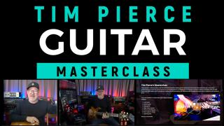 Subscribe to the Tim Pierce's Masterclass NOW