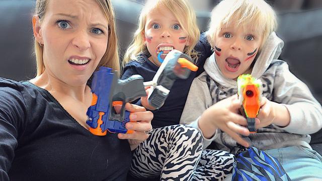 DiT ViND MAMA EiGENLiJK NiET GOED  | Bellinga Familie Vloggers #1364