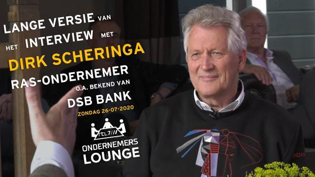 Ondernemerslounge (RTL7) | Ras-ondernemer Dirk Scheringa | LANG